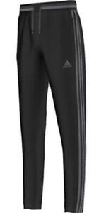 Adidas Condivo 16 Training Pant Soccer Black Grey $20.00
