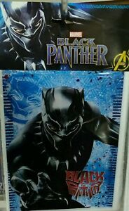 25/50 pcs Black Panther Birthday Party Favors Treat Loot Candy Bags supplies