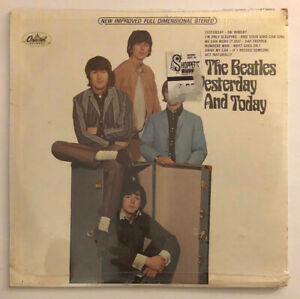 The Beatles - Yesterday And Today - SEALED 1966 US Stereo Capitol ST-2553 RIAA 6