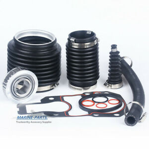 Alpha One Gen 2 Bellows Transom Seal Repair Kit with Gimbal Bearing 30 803099T $59.99