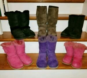UGG Lot Wholesale Used Boots Rehab Resale Mixed Sizes Womens and Girls