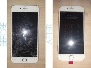 Apple iPhone 7 7 Repair Service Cracked LCD Digitizer Touch Screen We FIX PHONE $35.00