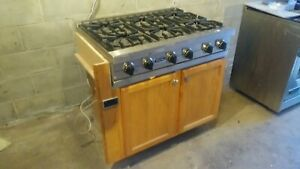 Viking Professional Range  Stainless Steel Natural Gas Cook Top
