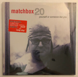 Matchbox 20 - Yourself Or Someone Like You - Factory SEALED 1996 US 1st Press