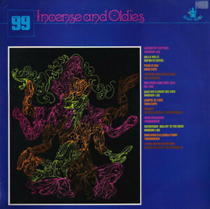2349 007 - Various - Incense And Oldies - ID34z - vinyl LP - uk