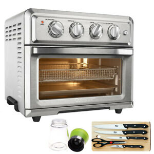 Cuisinart TOA 60 Convection Toaster Oven Air Fryer with Extreme Kitchen Bundle $119.99