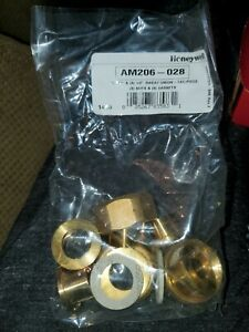 Honeywell AM-1 Thermostatic Mixing Water Valve 34