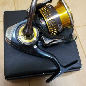 Daiwa 16 Celtate 3012H K Fishing goods color gold black very rare from japan