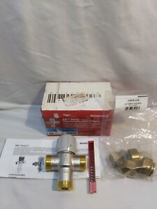 Honeywell AM101-US-1 Sparco HVAC Thermostatic Mixing Valve 34