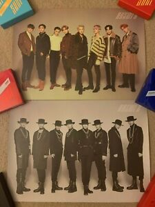 ATEEZ Treasure Epilogue FOLDED POSTERS Aamp;Z Action To Answer $3.00
