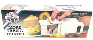 Onion Slicer Dicer Vegetable Cutter Fruit Grater Kitchen Food Chopper w/ Box