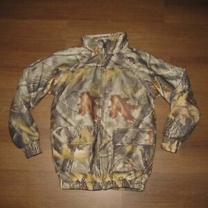 Stearns NEW Dry Wear Real Tree Hardwoods Camouflage Youth Hunting Jacket M NYZ13