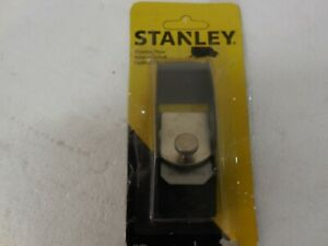 Stanley 3.5 in. L x 1 in. W Trimming Plane Cast Iron Black