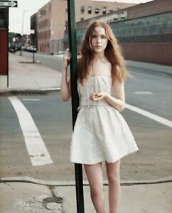 EVAN RACHEL WOOD IN A DRESS IN A SMALL TOWN LOOKING LOST $1.50
