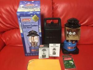 Coleman Seasons Lantern 2006 Argyle Outdoor goods
