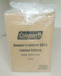 Coleman Seasons Lantern 2013 Outdoor goods