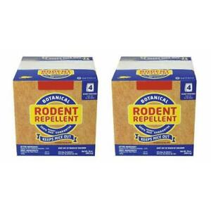 New Fresh Cab Botanical Rodent Repellent Mouse Mice 2 Pack Boxes