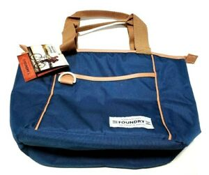 The Foundry Fit and Fresh Kinsley Insulated Lunch Bag Tote PVC Free