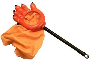Halloween Trick or Treat Paw Candy Bag