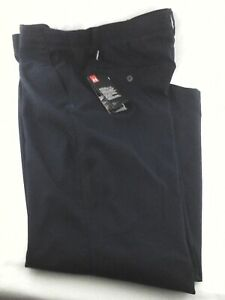 Under Armour Golf Pants Match Play 1290159 408 Navy Straight Loose 38 34 $89.99 $58.49