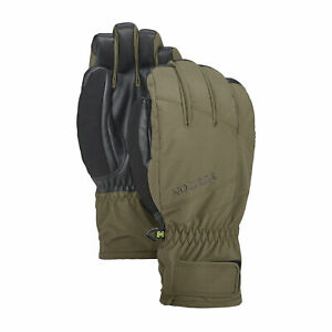 Burton Profile Under Mens Gloves Martini Olive All Sizes $37.42