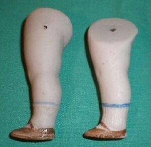 antique legs for dollhouse doll wire fixing 2.07quot; GBP 15.51