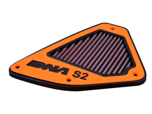 DNA 2012 KTM Duke 690 Stage 2 Reusable Motorcycle Air Box Filter Cover $119.99