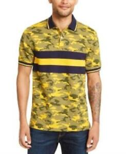 Club Room Mens Regular Fit Camouflage Polo Shirt