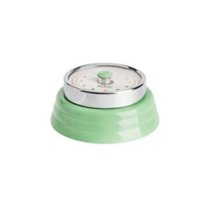 Round Shaped Kitchen Timer Cooking Clock With Magnet Base Countdown Alarm Clock