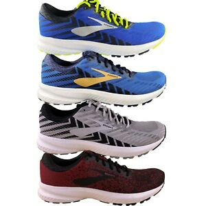Men's Brooks Launch 6 Neutral Cushion Athletic Running Gym Shoes $64.90