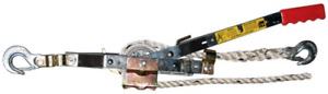 Maasdam Pow'R Pull A-100 3/4 Ton Capacitty Rope Puller with 100' of 1/2