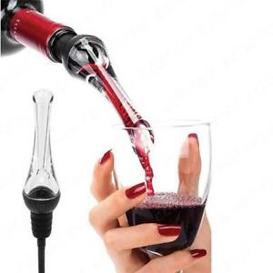 High Quality Wine Aerator Pour Spout Decanter Pourer Aerating Bottle Stopper MP