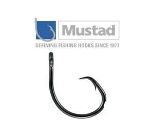 MUSTAD DEMON PERFECT CIRCLE HOOK ULTRAPOINT 39951NP BN CHOOSE HOOK SIZE PACKAGE