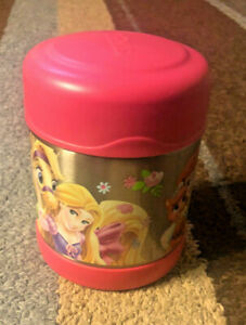 Disney Princess Thermos Funtainer Stainless Steel Food Jar (10 oz,)