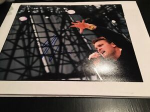 NATHAN WILLETT COLD WAR KIDS SINGER HANG ME UP DRY SIGNED AUTOGRAPH 8x10 PHOTO C $24.99