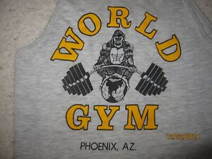 GOLDS GYM SHIRT $39.95