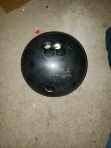 Vintage AMF the Angle 15 lb drilled and plugged preowned $37.00