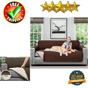 Large Protector Sofa Shield Furniture Slipcover Throw For Pets Dog Cat Up To 70