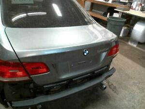 2008 BMW 328i TRUNK HATCH COUPE THRU 309 WITH LOCK CYLINDER