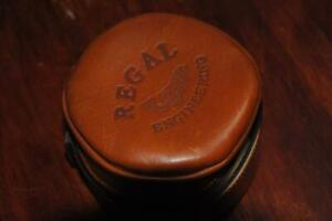 Unused Regal Anti Reverse Fly Fishing Reel With Case Sporting Goods