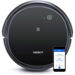 ECOVACS DEEBOT 500 Smart Robot Vacuum with Max Power Suction 110 Min. Run Time