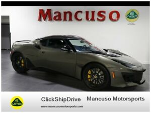 2020 Lotus Evora GT 2020 Lotus Evora GT 0 Military Grey  3.5L V6 Supercharged Automatic