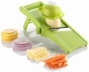 Vegetable Potato Slicer - Fry Cutter for Onion Rings, Chips and French Fries