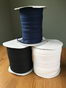165 Yds 1 2quot; inch Double Fold Bias Tape 100% Cotton Wholesale FREE SHIPPING USA $50.00