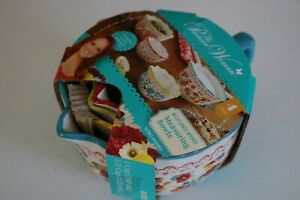 The Pioneer Woman Wildflower Whimsy 4 Piece Nesting Measuring Bowls
