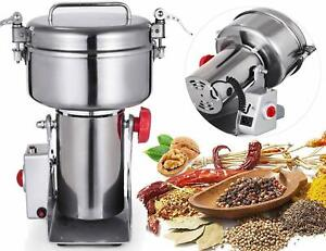 1000G Electric Herb Grain Mill Grinder Pepper Grinding Wheat Cereal High Speed