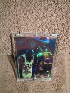 1991 92 Upper Deck Michael Jordan Hologram AW1