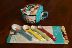 The Pioneer Woman Wildflower Whimsy Measuring Bowls & Measuring Spoons
