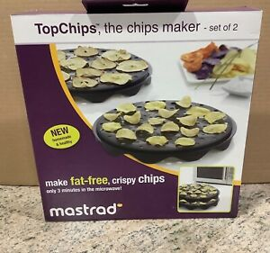 Top Chips The Chip Maker set of 2 by Mastrad