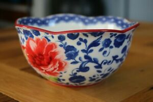 The Pioneer Woman Heritage Floral 6 1/4 in Cereal/Soup Bowl
